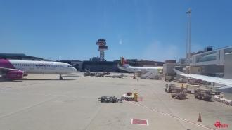 27.05.2017 13:14 | Rome Fiumicino Airport