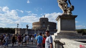 27.05.2017 17:12 | Castel Sant'Angelo
