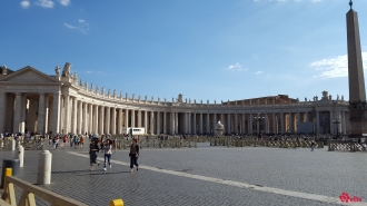 27.05.2017 17:31 | Piazza San Pietro