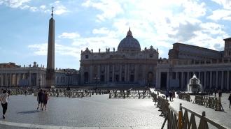 27.05.2017 17:31 | Basilica di San Pietro