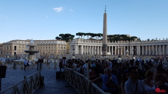 27.05.2017 17:43 | Piazza San Pietro