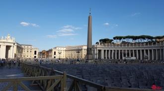 27.05.2017 17:45 | Piazza San Pietro
