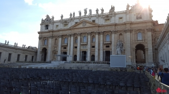 27.05.2017 17:45 | Basilica di San Pietro