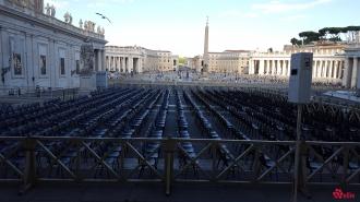 27.05.2017 17:48 | Piazza San Pietro