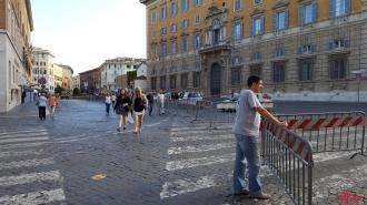 27.05.2017 18:15 | Piazza del Sant'uffizio