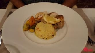 30.05.2017 | Dinner | Roasted Moroccan Chicken Breast
