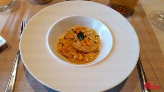 06.06.2017 | Dinner | Butternut Squash Ravioli