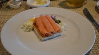 30.05.2017 | Breakfast | Salmon