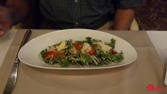 30.05.2017 | Dinner | Kale Salad