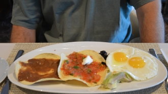30.05.2017 | Breakfast | Huevos Rancheros