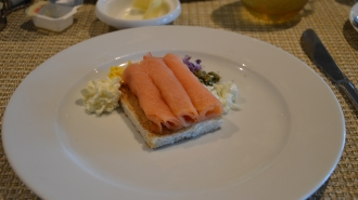30.05.2017 | Breakfast | Salmon