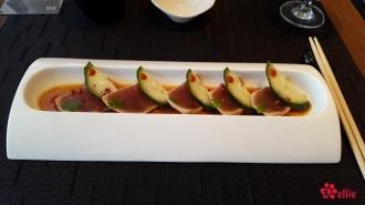 Truffled Albacore Tuna