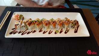 Spicy Tuna & Shrimp Tempura