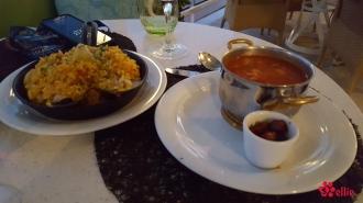 Fasolada Greek Bean Soup | Traditional Spanish Paella