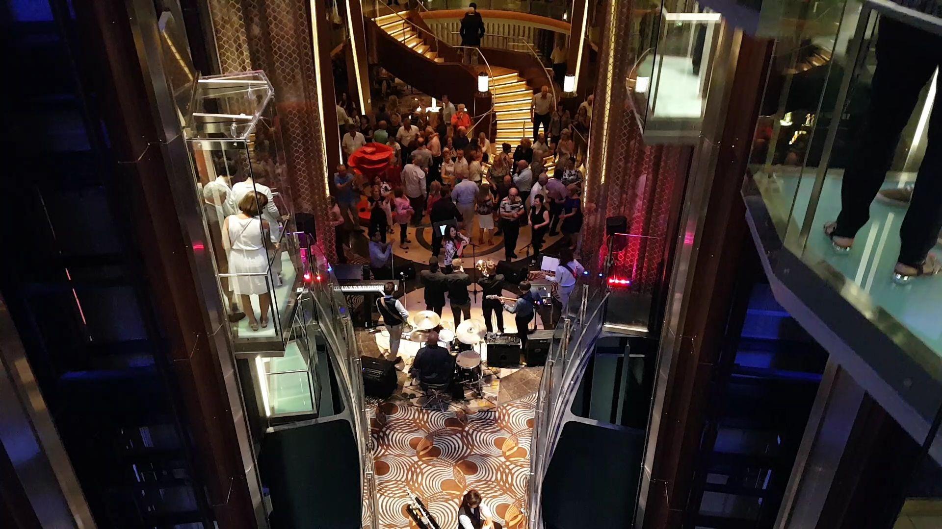 Atrium Party