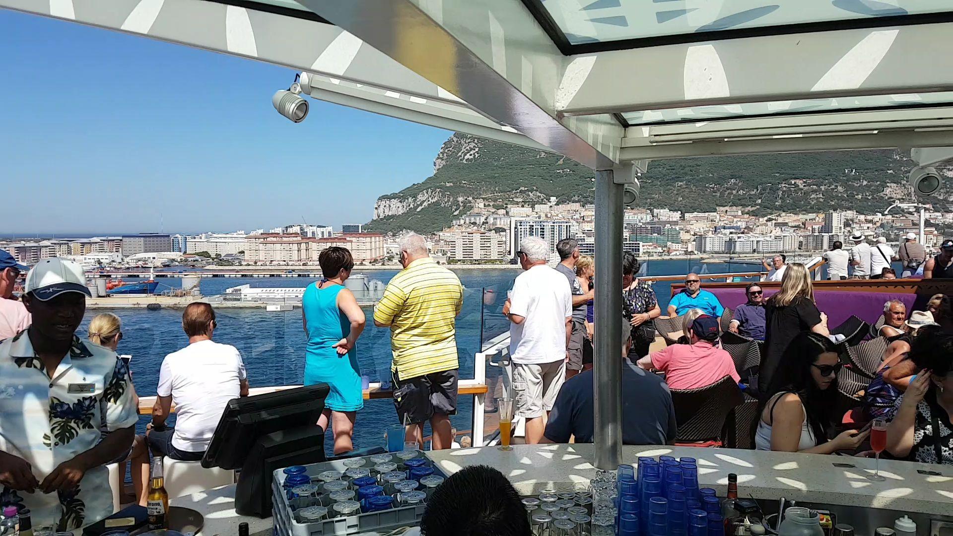 Sailaway Gibraltar
